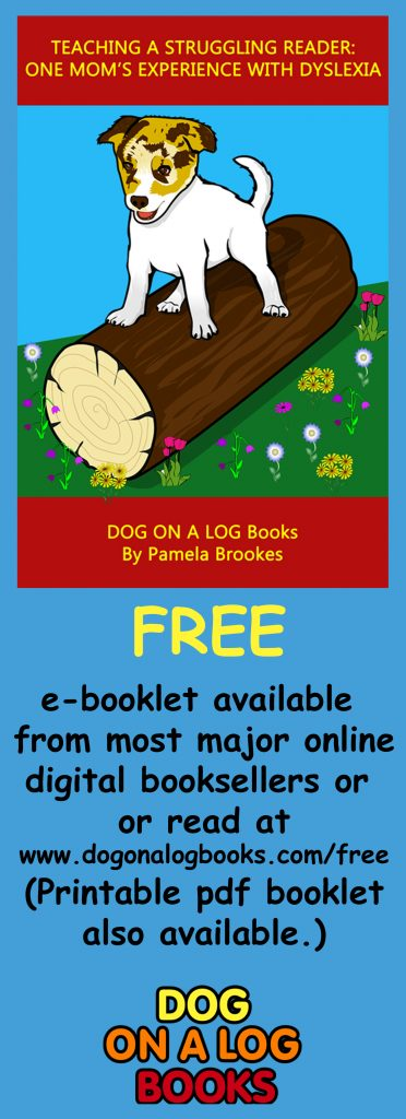 Get and share the free teaching a struggling reader booklet